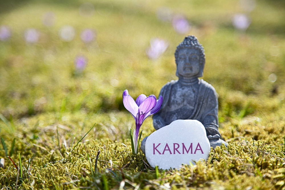 Karma. What does it mean to you?
