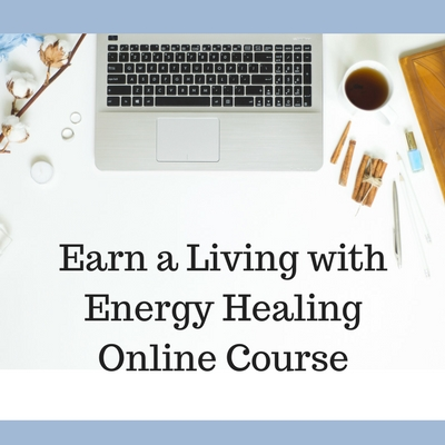 earn a living with energy healing with Edel O'Hanlon